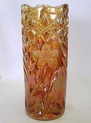 Cut Flowers vase, marigold, Jenkins?