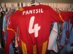 John Pansil WC 20010