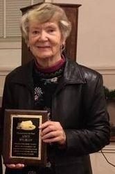 Joyce Welbern - Citizen of the Year