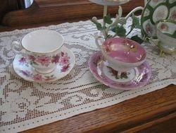 Tea cups
