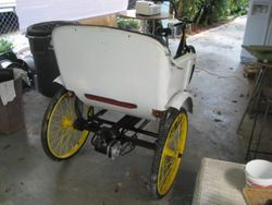 """""""I pull 2 people and me with the cart 10 mile with no problem and at about 15 -20 MPH"""" Said John from USA"""