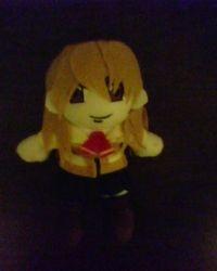 Hollowed's Shizuru plush by Ren-sama