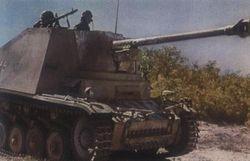 Marder II Sd.Kfz 131: