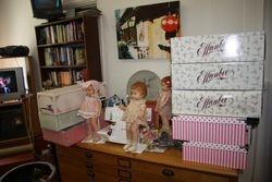 The original sewing desk