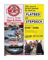 MOE'S AUTO SALES - LDXP TRANSPORTATION COMPANY