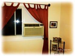 A 12000 BTU Window aAC installation