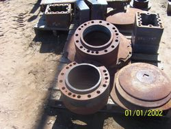 "Cat 35-55 4"" Spacers"