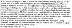 Isett, Frank B. 1871