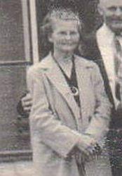 "Winifred Adeline ""Winnie"" Dunn Morris"