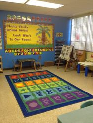 Rm. 8 Classroom