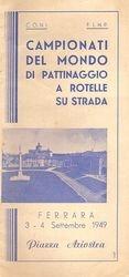1949 - Ferrara, Italy