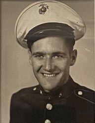 Marvin JE. Stone USMC:
