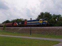 SAM Rail Road