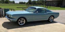 13.66 Mustang fastback