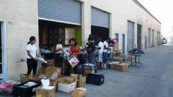 2014 ANNUAL BACK TO SCHOOL GIVE AWAY!