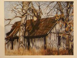 Shack at Fiery Fork
