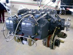 Zero Houred Lycoming Ready To Fit