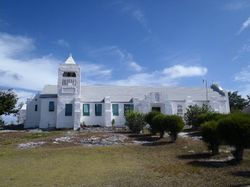 Church on Cat Island