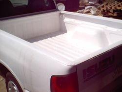 Truck Bed Fiberglass lining