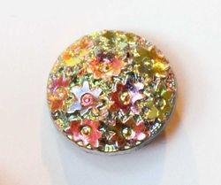 Czech button, contemporary
