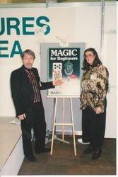London Book Fair, early 90s