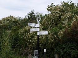 Junction signpost