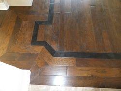 Hardwood Flooring Borders