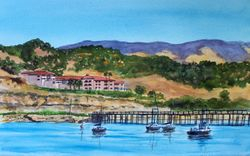 Diamond Resort with Boats, Avila Beach