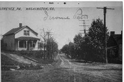 Road to Burgettstown