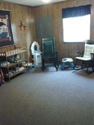 Nursery (in Fellowship Hall)