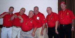 SASCA 2008-09 officers - 1 at play