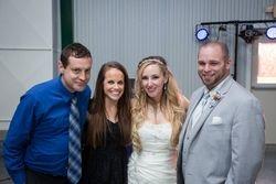Brad, Amy, Jesamy & TJ