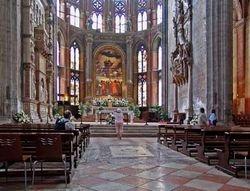 Titian, Assumption of theVirgin, Frari Church, Venice