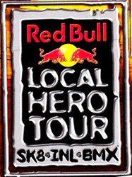 RED BULL LOCAL HERO TOUR 2004 - 01