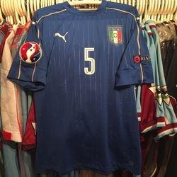 Angelo Ogbonna Euro 2016 shirt vs Ireland