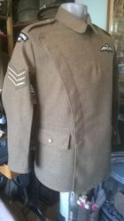 OR's RFC tunic 'New 1916 cloth' £230