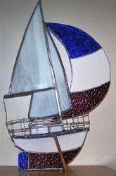 3-d Sail Boat