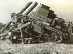 M2 Light Tank: