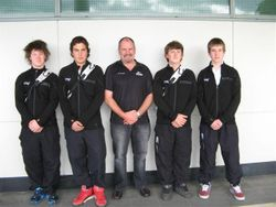 N.Z Junior Team Whistler/Canada
