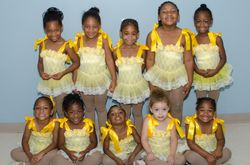 North Lauderdale Ballet Class - I