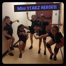 Mini STARZ 2013