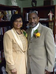 Bishop and First Lady Cole