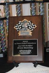 Merritt Speedway 2013 Banquet
