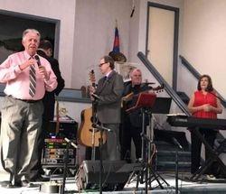 Our Pastor bro Allen Kuykendall