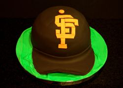 SF Giants Baseball cap