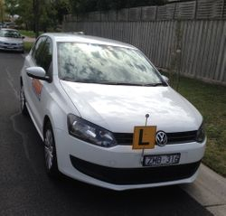 Driving School Boronia- Volkswagen Polo - Automatic Transmission