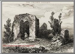 Dudley Priory.c1837