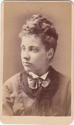 Lizzie K. Foster married Woodberry