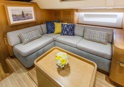 Main Salon Starboard settee