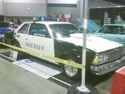 Sheriff's Chevy Malibu!!